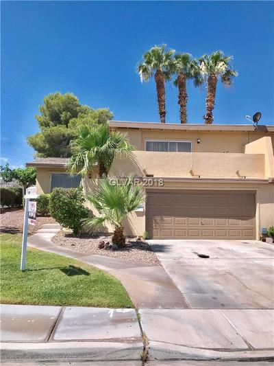 Boulder City Condo/Townhouse Contingent Offer: 500 Cindertree Lane