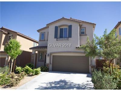 Las Vegas Single Family Home For Sale: 477 Bright Peridot Avenue