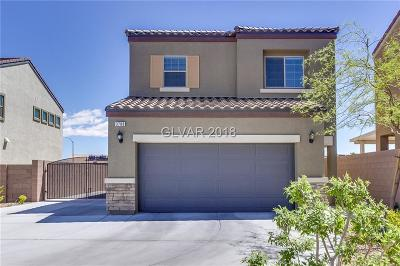 Las Vegas NV Single Family Home For Sale: $313,000
