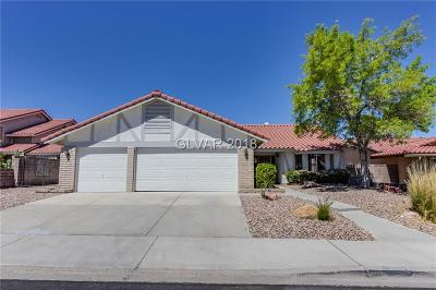 Las Vegas NV Single Family Home Under Contract - No Show: $369,000