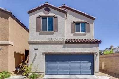 Las Vegas NV Single Family Home For Sale: $247,000