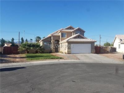 Las Vegas NV Single Family Home Contingent Offer: $260,000