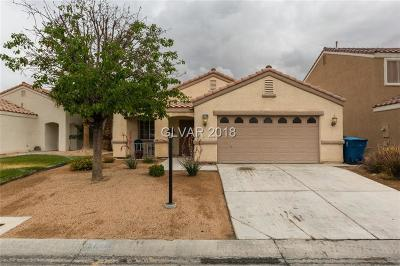 Las Vegas Single Family Home For Sale: 5846 Heather Marie Drive