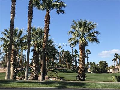 Las Vegas Single Family Home Contingent Offer: 358 Cart Crossing Way