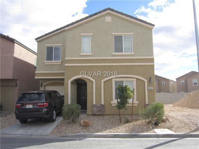 Las Vegas Single Family Home For Sale: 4801 Vista Sandia Way