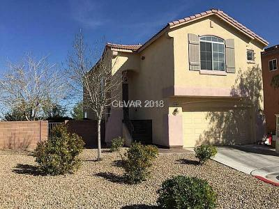 Las Vegas Single Family Home For Sale: 5332 Pine Ranch Street