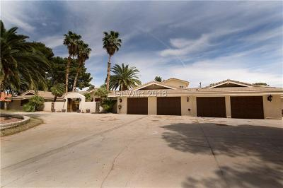 Single Family Home For Sale: 7172 La Puebla Street