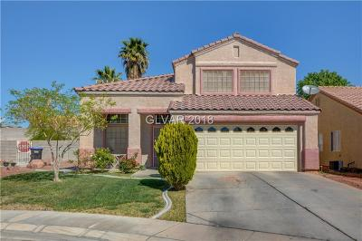 Clark County Single Family Home For Sale: 4909 Rancho Verde Court