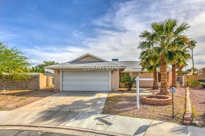 Single Family Home For Sale: 5825 Divers Cove Way