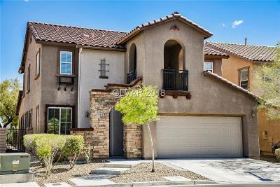 Single Family Home Contingent Offer: 11825 Love Orchid Lane
