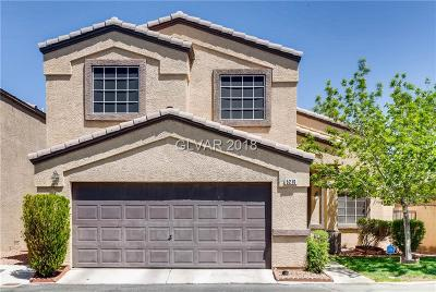 Las Vegas Single Family Home For Sale: 5216 Jewel Canyon Drive