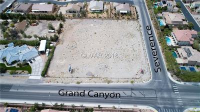 Residential Lots & Land For Sale: Grand Canyon & Severence