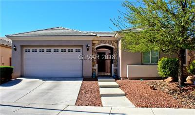 North Las Vegas Single Family Home Contingent Offer: 4117 Mantle Avenue