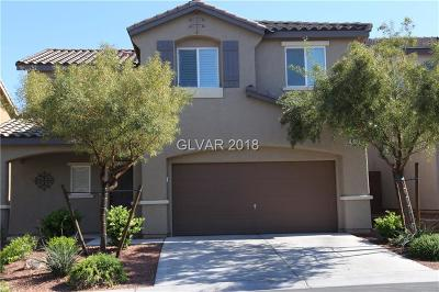 Las Vegas Single Family Home For Sale: 10281 Gibson Isle Drive