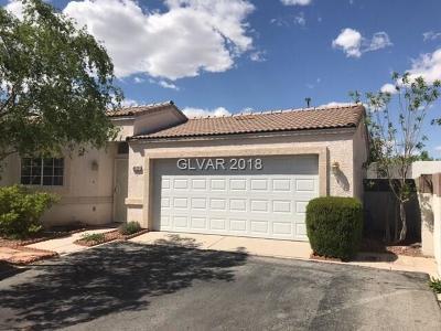 Las Vegas NV Single Family Home Contingent Offer: $100,000
