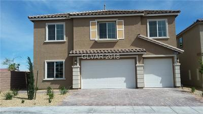 Las Vegas NV Single Family Home For Sale: $461,032