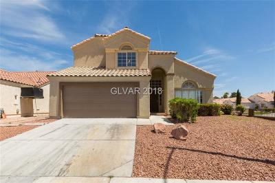 North Las Vegas Single Family Home For Sale: 4108 Glass Lantern Drive