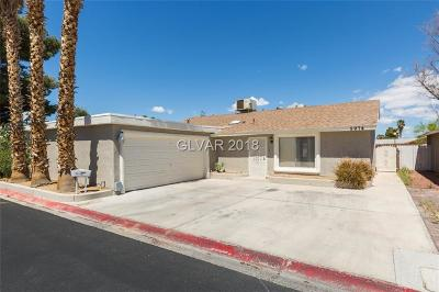 Las Vegas NV Condo/Townhouse For Sale: $200,000