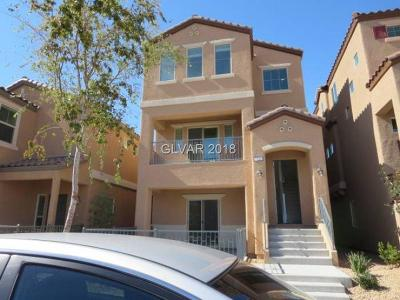 Las Vegas Single Family Home For Sale: 7724 Blended Stitch Court