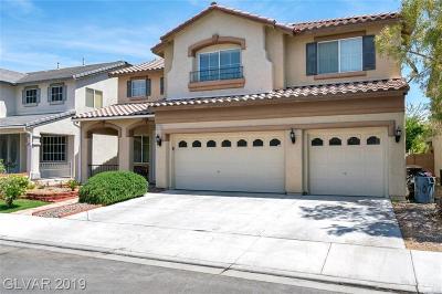 Las Vegas NV Single Family Home For Sale: $430,000