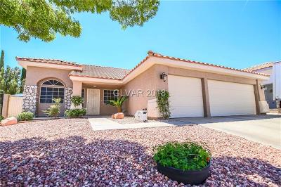 Henderson Single Family Home For Sale: 212 Mako Drive
