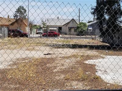 Las Vegas Residential Lots & Land For Sale: 310 8th Street