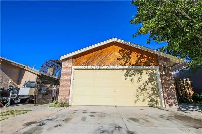 Clark County Single Family Home For Sale: 4149 Woodgreen Drive