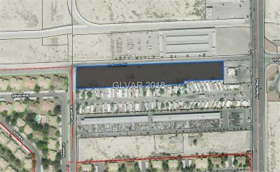 Las Vegas Residential Lots & Land For Sale: E. Gowan Road