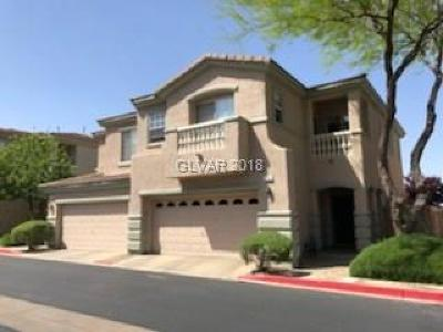Henderson NV Condo/Townhouse Contingent Offer: $235,000
