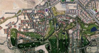 Las Vegas NV Residential Lots & Land For Sale: $395,000