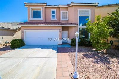 Las Vegas NV Single Family Home For Sale: $270,000