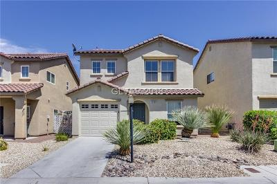Las Vegas NV Single Family Home For Sale: $242,000