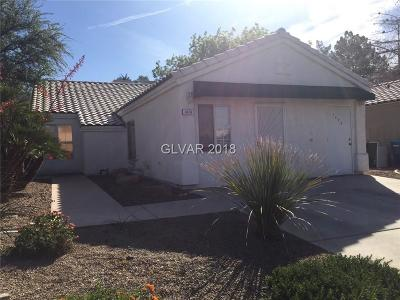 Clark County Single Family Home For Sale: 1474 Grape Arbor Way