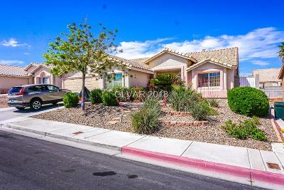 Las Vegas NV Single Family Home For Sale: $384,000