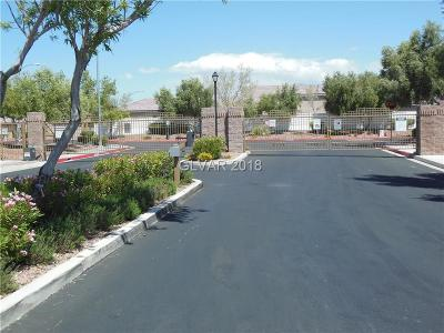Las Vegas NV Condo/Townhouse For Sale: $225,000