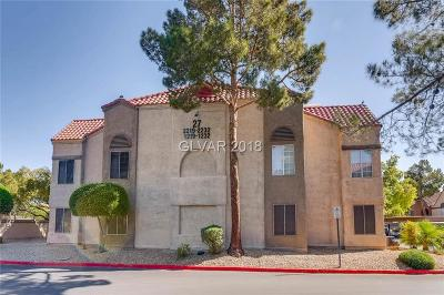 Las Vegas NV Condo/Townhouse For Sale: $169,975