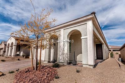 Las Vegas Single Family Home For Sale: 941 Kimbark Avenue