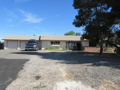 Las Vegas NV Single Family Home For Sale: $299,000