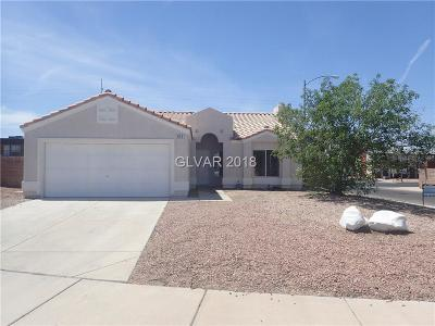Henderson Single Family Home For Sale: 815 Verde Canyon Drive
