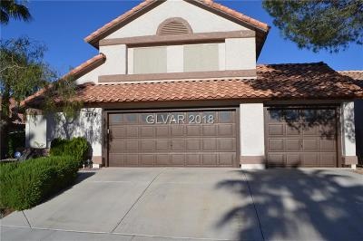 Las Vegas NV Single Family Home For Sale: $379,999