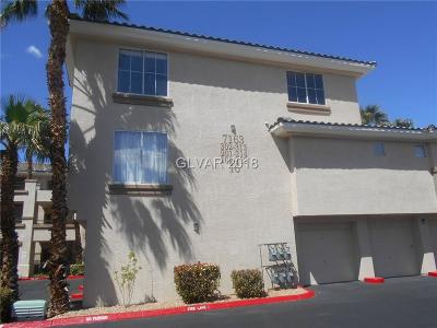 Las Vegas NV Condo/Townhouse For Sale: $211,000