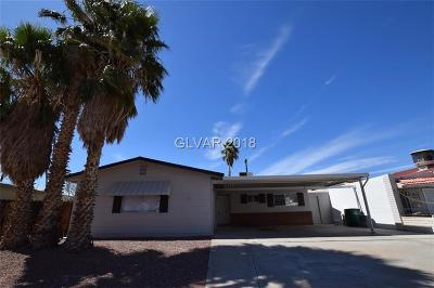 Single Family Home For Sale: 1220 Cheyenne Court