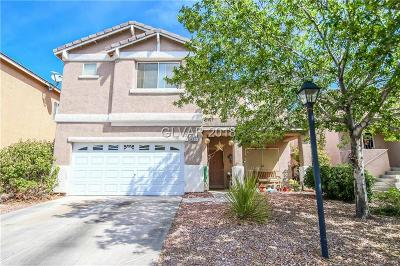 Las Vegas NV Single Family Home For Sale: $323,000