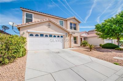 Las Vegas NV Single Family Home For Sale: $317,000