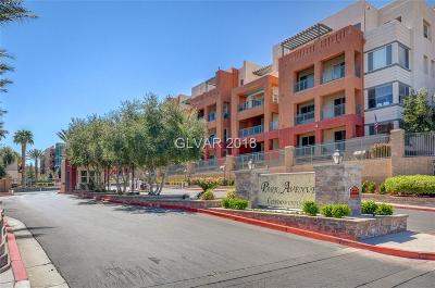 Las Vegas NV Condo/Townhouse For Sale: $189,000