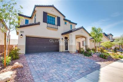 North Las Vegas Single Family Home For Sale: 5844 Clear Haven Lane