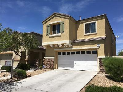 North Las Vegas Single Family Home For Sale: 3632 Bella Legato Avenue