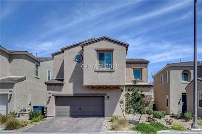 Las Vegas Single Family Home For Sale: 9014 Hanway Avenue