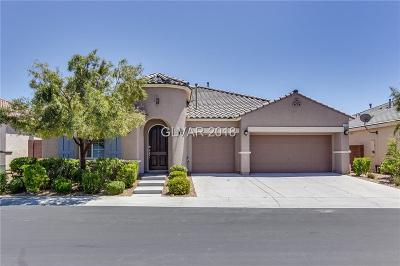 Las Vegas NV Single Family Home For Sale: $395,000