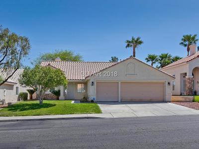 Henderson NV Single Family Home For Sale: $325,000
